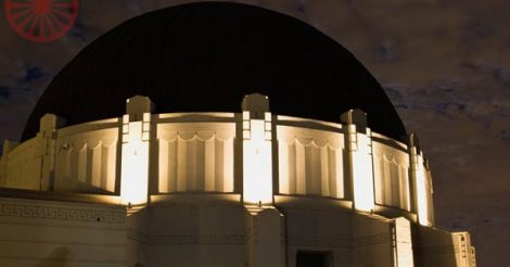 Griffith Observatoty, Los Angeles