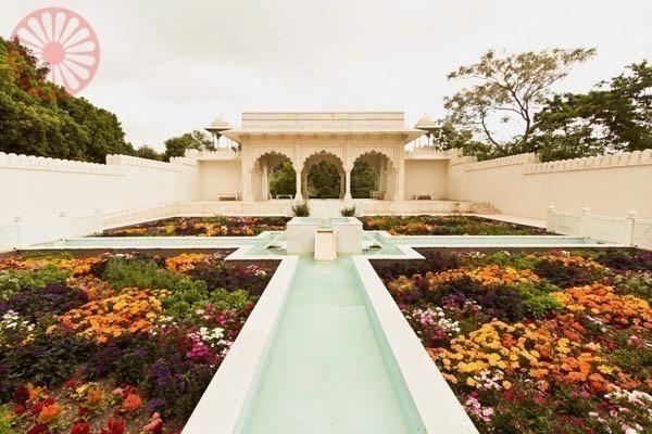 Hamilton Gardens, Waikato, New Zealand