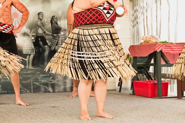 Whakarewarewa Living Maori Village, Rotorua, New Zealand