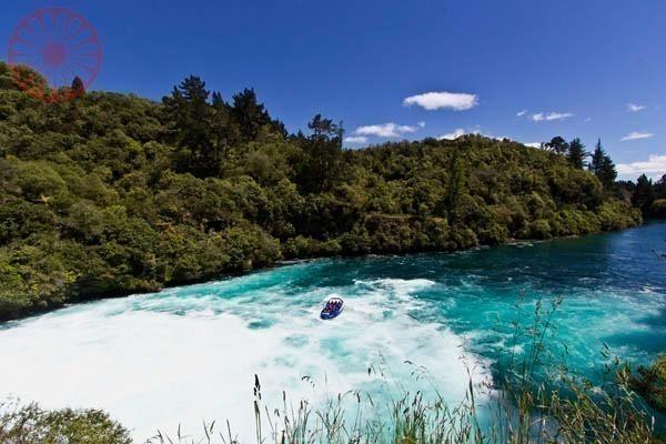 Lake Taupo Vida Cigana