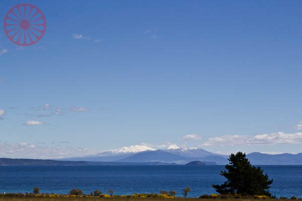 Lake Taupo Vida Cigana