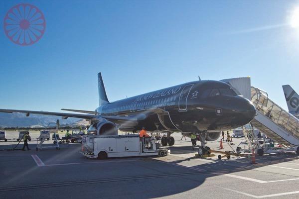 passagens aéreas para a Nova Zelândia