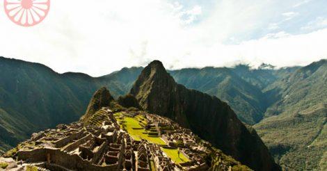 Machu Picchu Vida Cigana