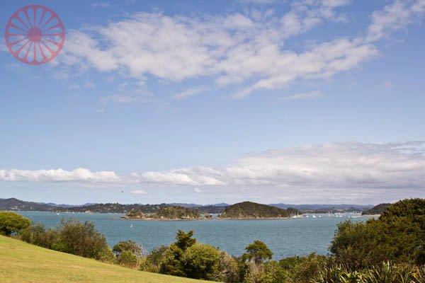 Bay of Islands Nova Zelândia Vida Cigana