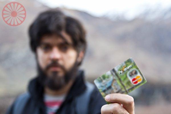 cartão payoneer fugir do iof em viagens