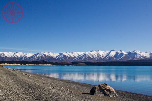 Mount Cook Nova Zelândia Vida Cigana