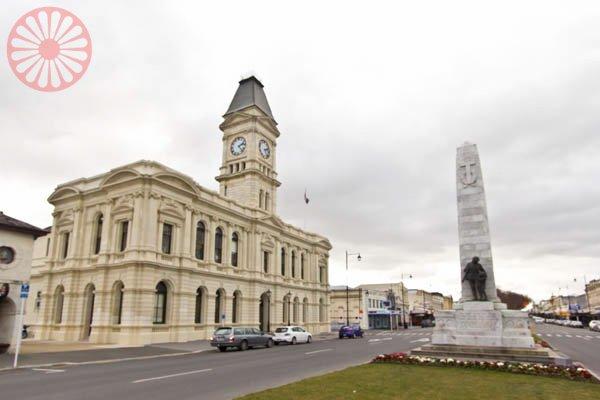 Dunedin Nova Zelandia