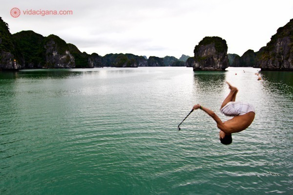 Halong Bay Vietnã