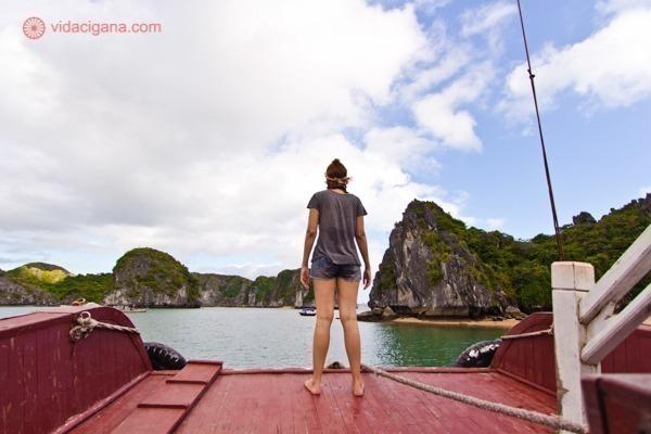 Halong Bay Vietnã Castaways Island