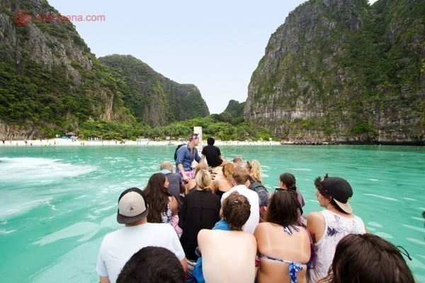 Maya Bay Tailandia