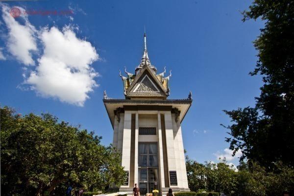 Phnom Penh Capital Camboja Khmer Vermelho-15