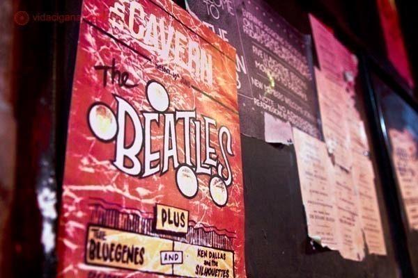 História dos Beatles
