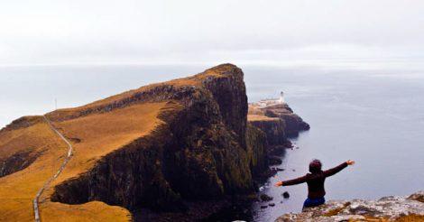 Ilha de Skye Escocia