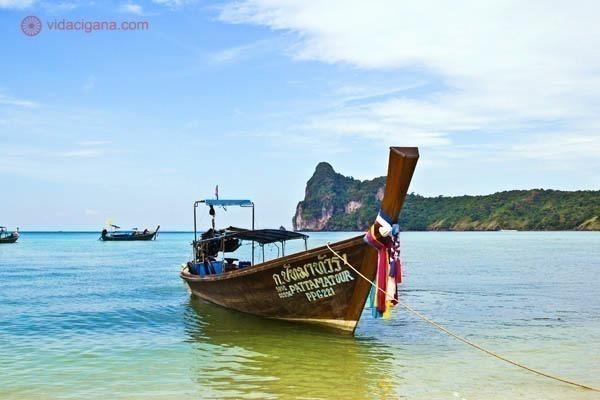 ilhas phi phi tailandia