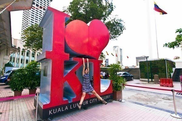 O que fazer em Kuala Lumpur capital da Malásia