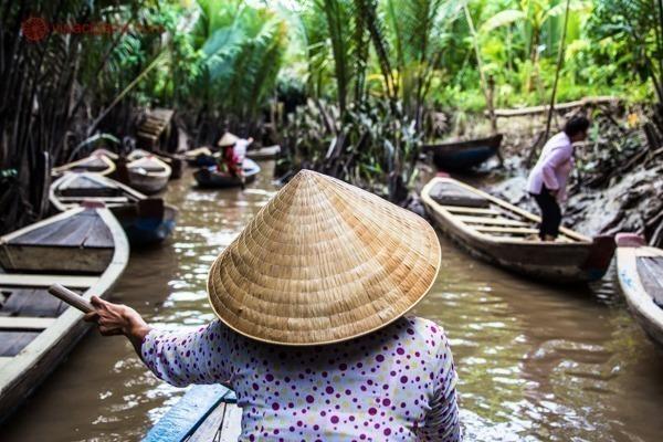 Delta do Mekong