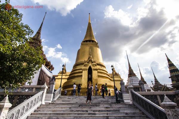 Roteiro em Bangkok