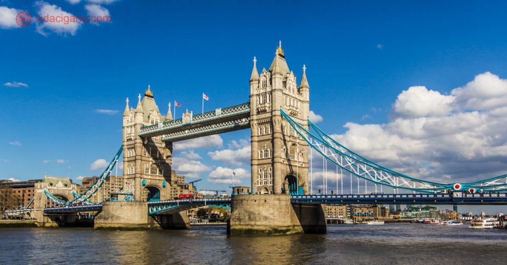 Tower Bridge A Mais Famosa Ponte De Londres Vida Cigana