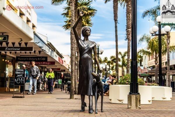As 10 melhores cidades da Nova Zelândia para estudar, trabalhar e fazer turismo