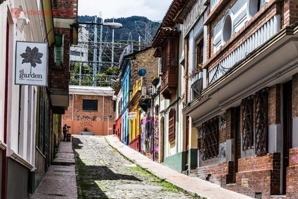Onde ficar em Bogotá: As ruas da Candelaria, o bairro mais famoso e antigo de Bogotá