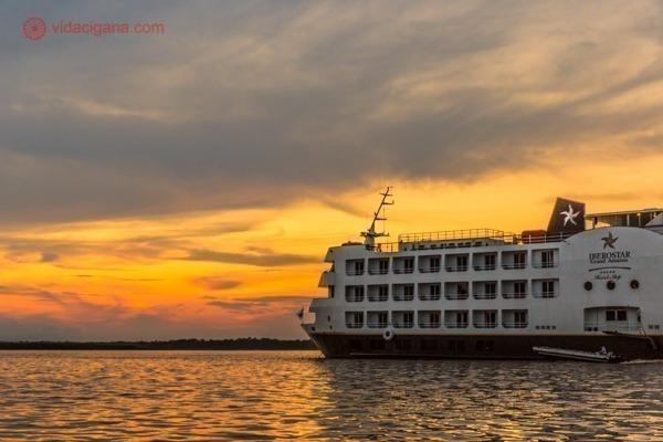 O incrível cruzeiro a bordo do Iberostar Grand Amazon