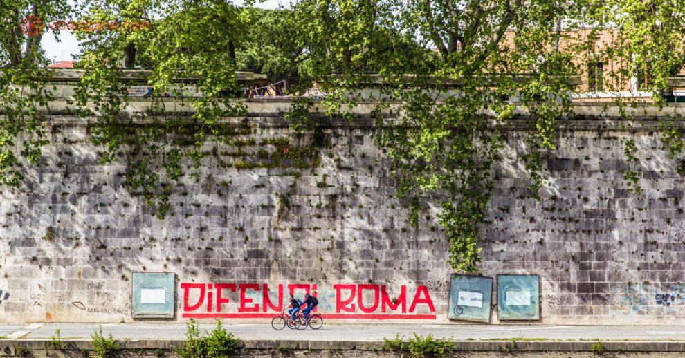 Roteiro de 4 dias em Roma: Caminhar pela orla do rio Tibre