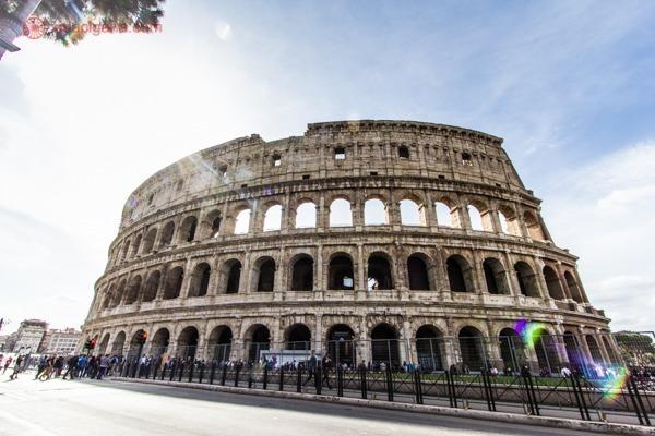 Roteiro de 4 dias em Roma: o Coliseu, óbvio