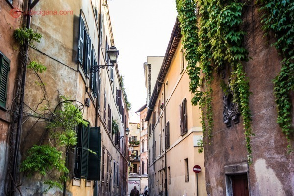 Roteiro de 4 dias em Roma: O charmoso bairro de Trastevere
