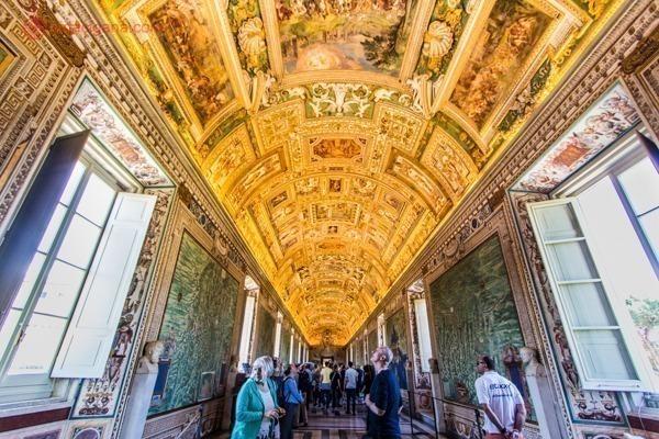 Roteiro de 4 dias em Roma: Os corredores dos Museus Vaticanos