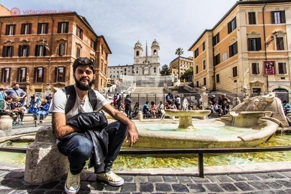 Roteiro de 4 dias em Roma: A Praça de Espanha