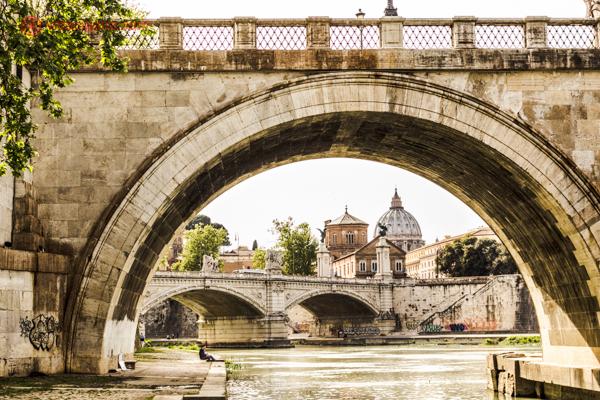 Roteiro de 4 dias em Roma: Passeio pelo Rio Tibre