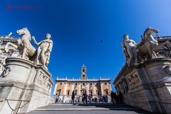 Roteiro de 4 dias em Roma: Visitar o Museu Capitolino, um dos mais importantes da capital da Itália