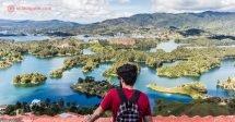 Clima na Colômbia: As diferentes regiões do país e a melhor época para visitar. Piedra El Peñol