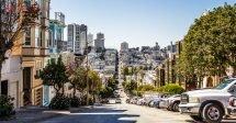 O que fazer em San Francisco: Subir e descer suas colinas