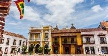 Onde ficar em Cartagena: Dentro da Cidade Amuralhada, a área mais turística da cidade