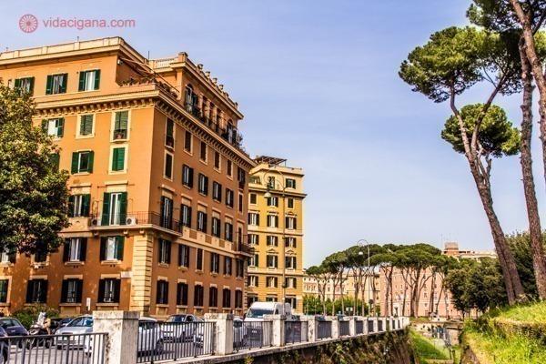 Onde ficar em Roma: os bairros de luxo de Roma