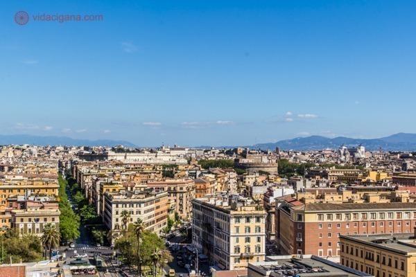 Onde ficar em Roma: O bairro de Prati, próximo ao Vaticano