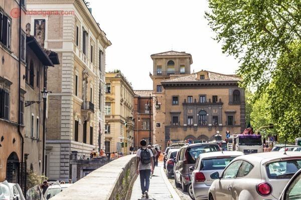 Onde ficar em Roma: os bairros de Pigna e Parione, perto do Panteão