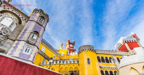 O que fazer em Sintra: o Palácio da Pena