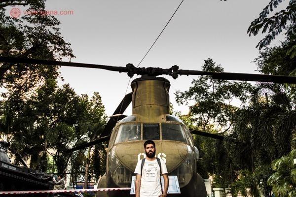 Onde ficar em Ho Chi Minh: perto do Museu da Guerra do Vietnã
