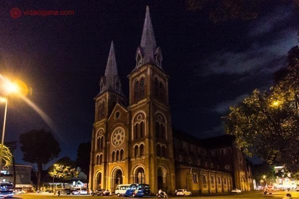 Onde ficar em Ho Chi Minh: próximo da Catedral de Notre Dame