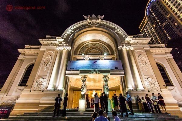 Onde ficar em Ho Chi Minh: próximo da Ópera de Saigon