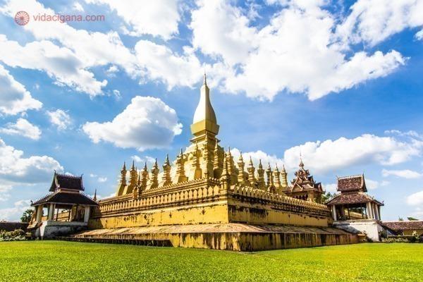 Visto Laos: Visite o Laos e veja templos maravilhosos