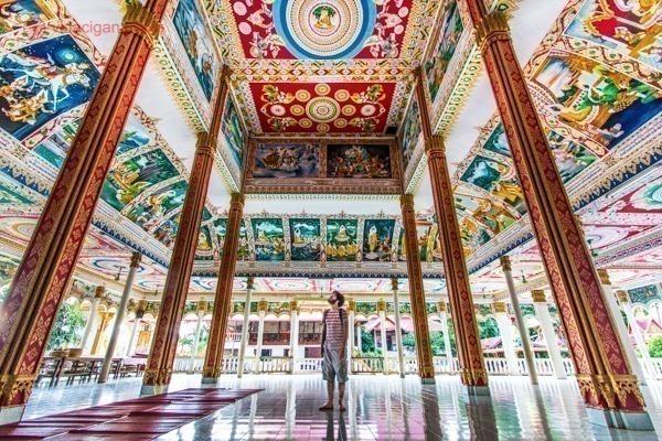 Visto Laos: Visite o Laos e veja templos incríveis