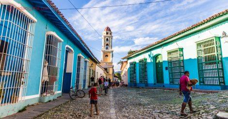 Trinidad, Cuba: Andar pelas ruas antigas da cidade