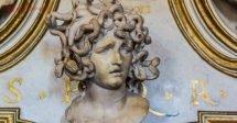 Museus Capitolinos: O busto de Medusa