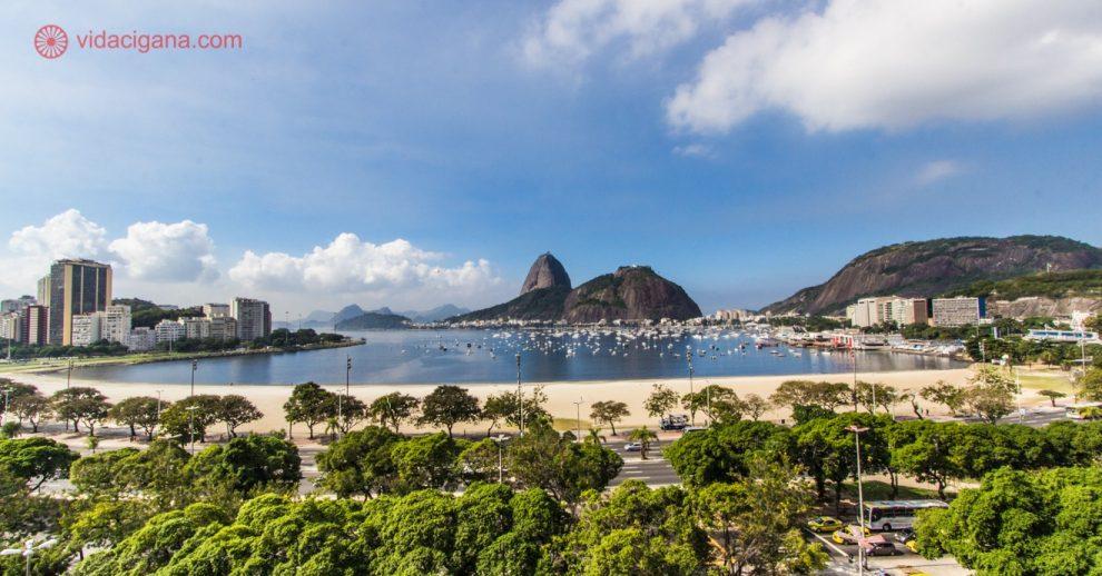 O que fazer no Rio de Janeiro: A linda vista do Pão de Açúcar