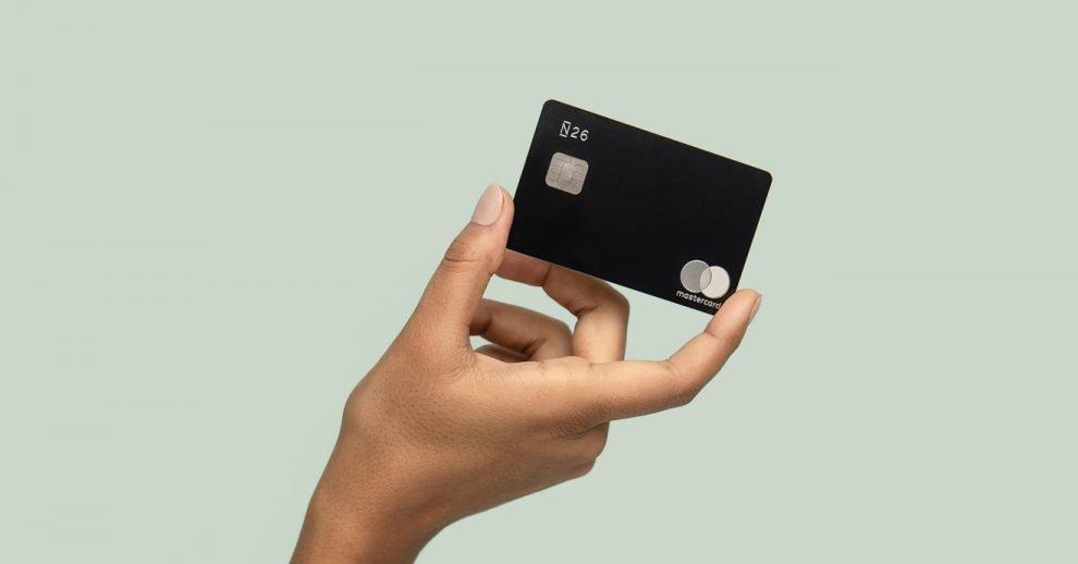 Banco N26 como abrir conta bancária na europa. grátis e 100% online