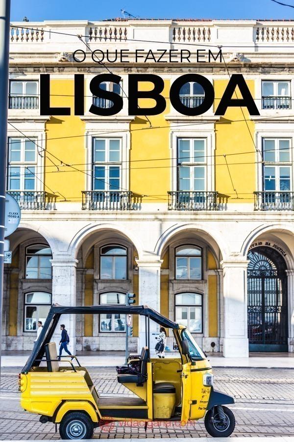 A capital de Portugal é grande e muita gente, ao chegar lá, pode ficar perdido na hora de decidir o que fazer em Lisboa. Mas ao se organizar e aprender a se situar na cidade será fácil achar seus pontos turísticos mais procurados. Nossa lista inclui alguns pontos turísticos muito famosos e outros locais que muitos viajantes não costumam visitar, mas que nós adoramos. Lisboa é uma das capitais europeias que mais gostamos. As atrações que selecionamos não incluem tudo o que a cidade tem a oferecer, mas servem como um bom guia para quem quer explorar a cidade a fundo.