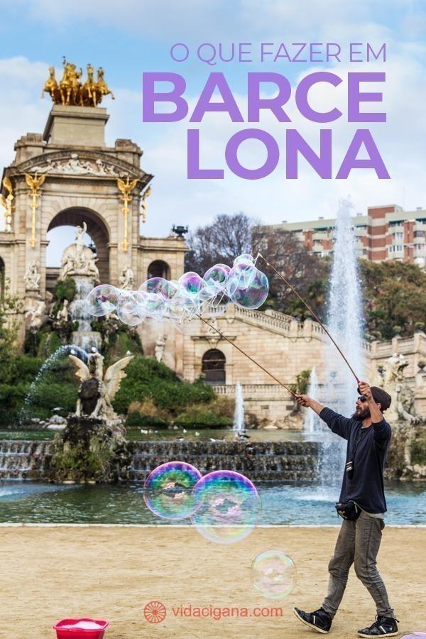 Opções realmente não faltam, o que agrega um valor cultural, artístico e histórico imenso a Barcelona. A cidade apresenta uma ampla e bem servida rede de metrô com 12 linhas que atendem a grande parte das atrações. Adicionando o metrô a uma dose de caminhada, você consegue conhecer a maioria dos pontos turísticos de Barcelona.